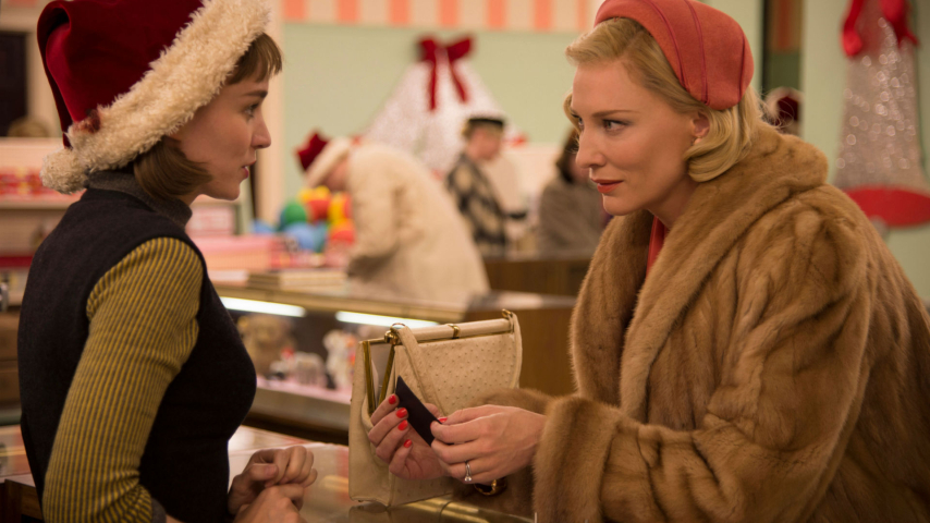 "Szene aus ""Carol"" © DCM Film Distribution GmbH"