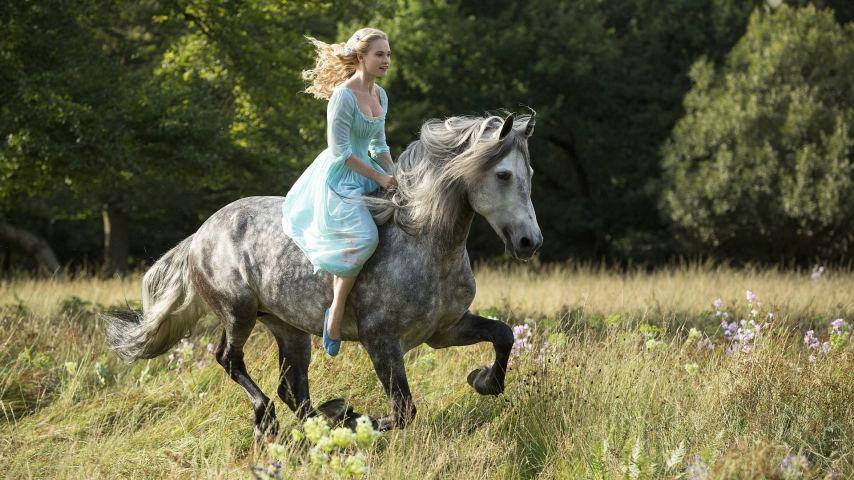 "Szene aus ""Cinderella"" © Walt Disney Studios Motion Pictures Germany GmbH"