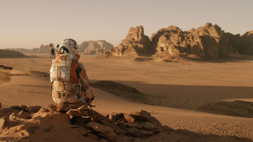 "Szene aus ""Der Marsianer"" © Twentieth Century Fox of Germany GmbH"