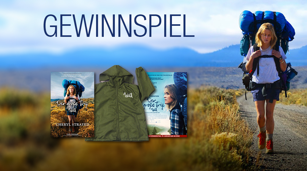"""""""Der große Trip – Wild"""" © Twentieth Century Fox of Germany GmbH"""