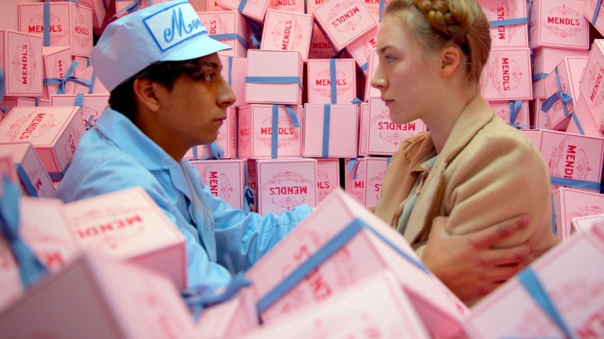 "Szene aus ""Grand Budapest Hotel"" © Twentieth Century Fox of Germany GmbH"