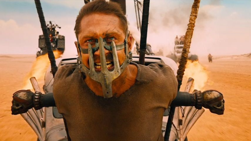 "Szene aus ""Mad Max – Fury Road"" © Warner Bros. Pictures Germany"