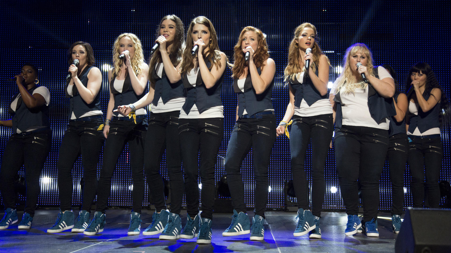 "Szene aus ""Pitch Perfect 2"" © Universal Pictures International Germany GmbH"