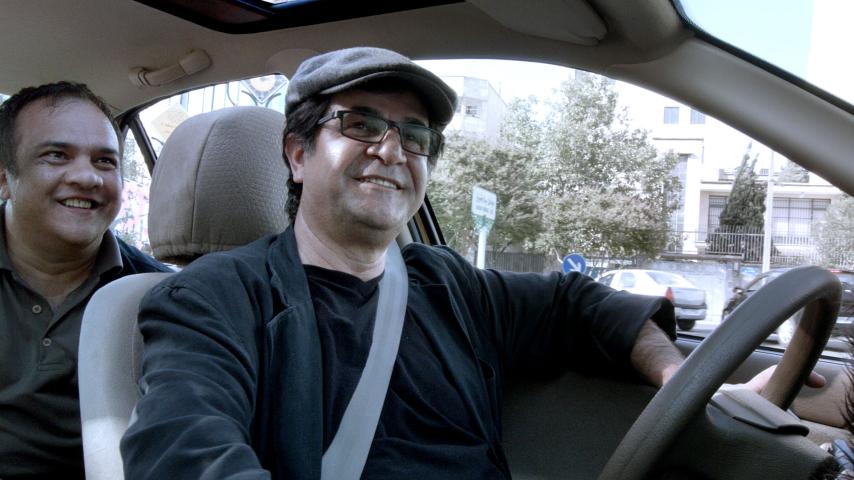 "Szene aus ""Taxi Teheran"" © Weltkino Filmverleih"