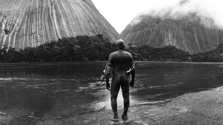 "Szene aus ""The Embrace of the Serpent"" © Oscilloscope Pictures"