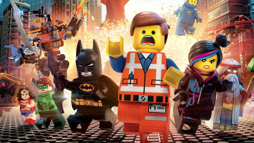 "Szene aus ""The Lego Movie"" © Warner Bros. Pictures Germany"