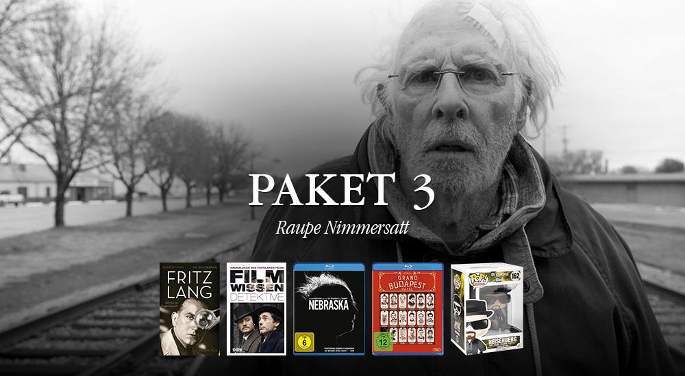 Paket 3 beim Großen Oscar-Tippspiel © Paramount Pictures Germany GmbH