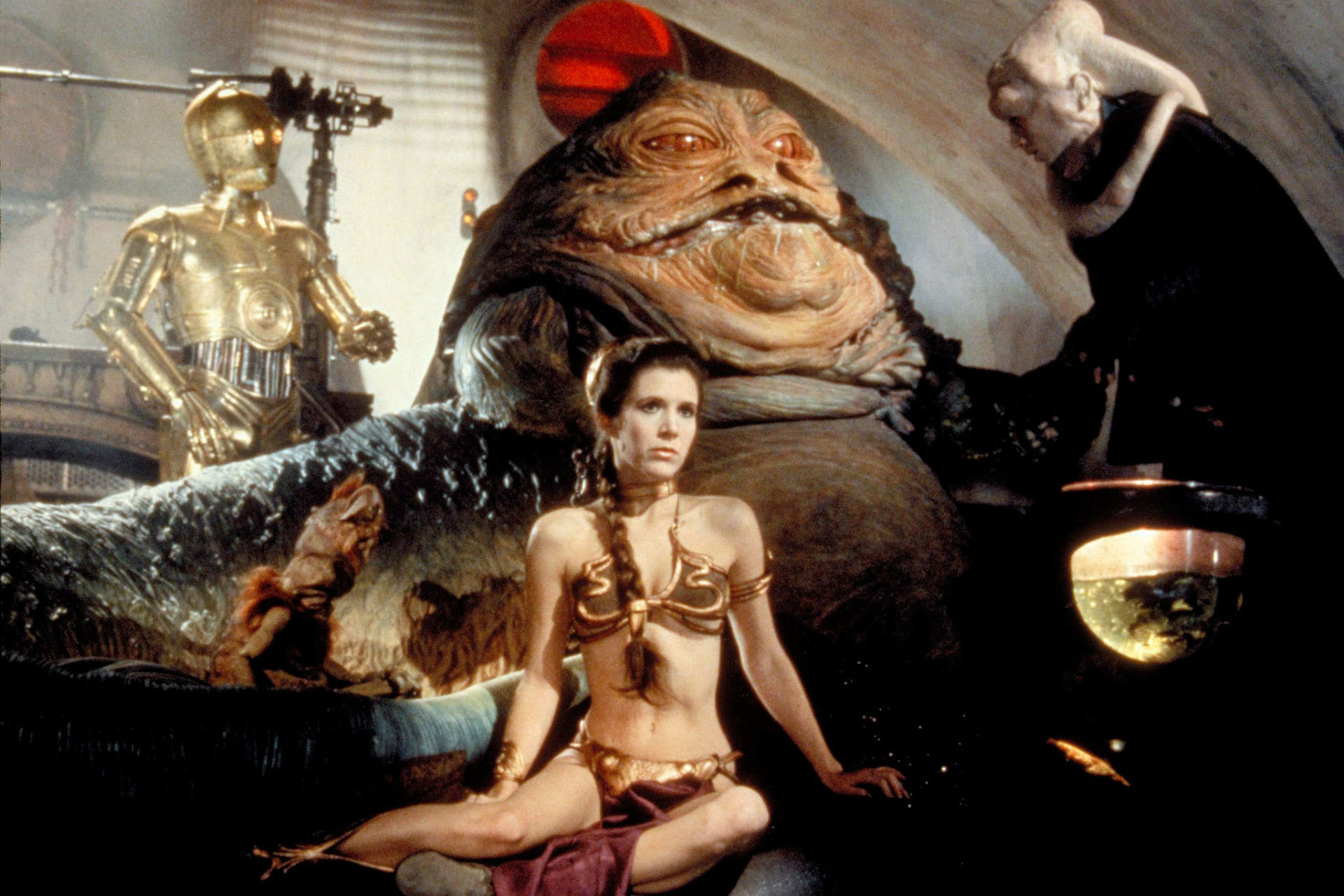 Star Wars Jedi Ritter nackt